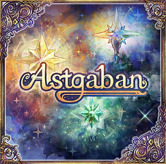 Sleeve cover for Aetherhythm - Astgaban