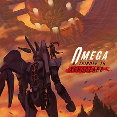 Sleeve cover for OMEGA: A Tribute to Xenogears