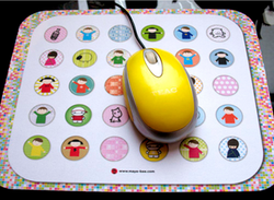 Iconic MousePad