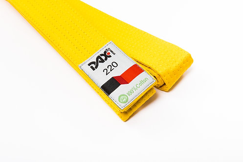 Желтый пояс DAX