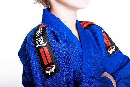 Подростковое кимоно для дзюдо Dax Ippon Синее