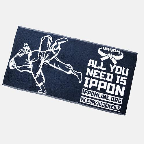"""Полотенце""""Judo"""" маленькое"""