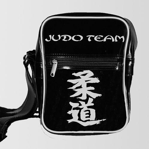 """Малая лакированная сумка """"Judo Team"""""""