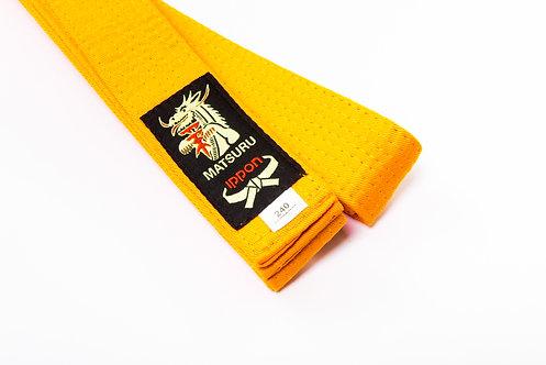 Желтый пояс Matsuru