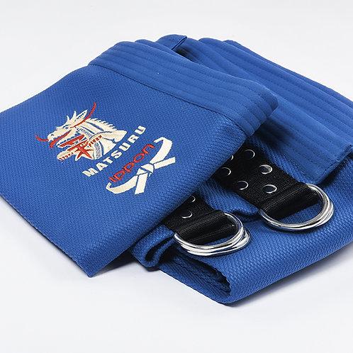 Рукав-канат для лазания Matsuru синий
