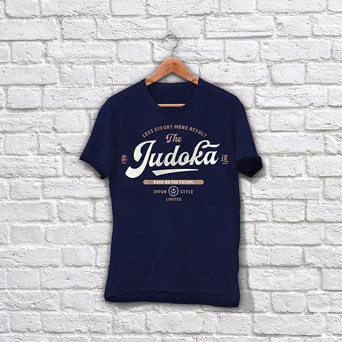 "Футболка ""The Judoka"""