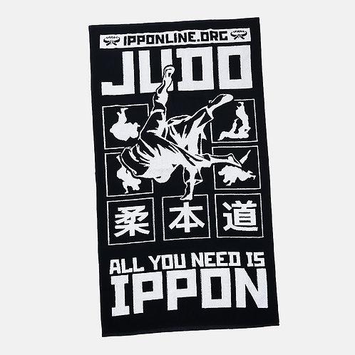 """Полотенце""""Judo"""" большое"""