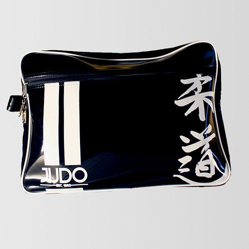 """Большая лакированная сумка """"Judo"""""""