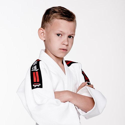 Детское кимоно для дзюдо Dax Ippon Белое