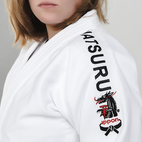 Кимоно для дзюдо Matsuru Semi-Competition Белое