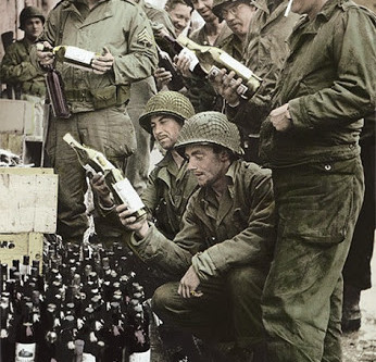 יין, מלחמה ושלום