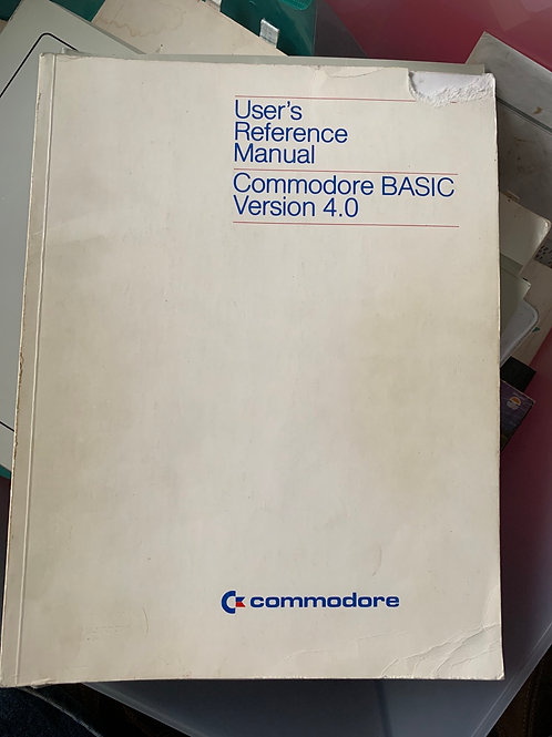 Commodore basic 4.0