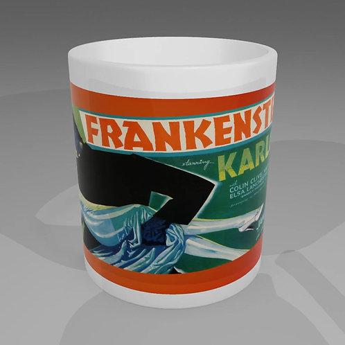Bride Of Frankenstein Movie Poster Mug
