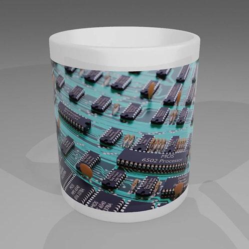 Commodore Pet Mainboard Mug