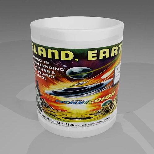 This Island Earth Movie Poster Mug