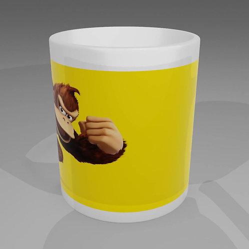 Donkey Kong Style 2 Mug