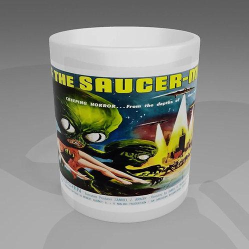 Invasion Of The Saucer Man Movie Poster Mug