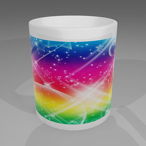 Glass Saars Mug