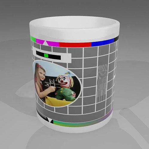 Testcard Mug