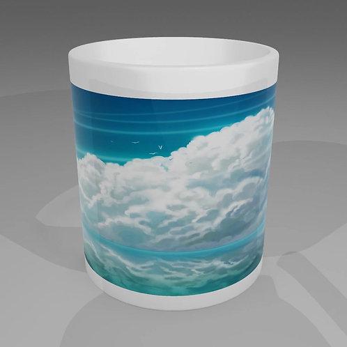 Sky Clouds Mug