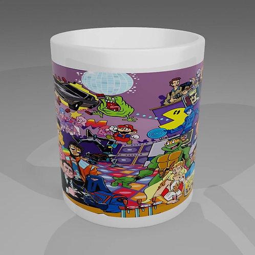 1980's Style 2 Mug