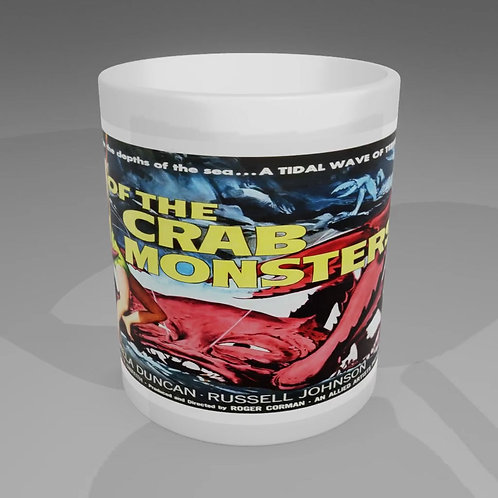 Attack Of The Crab Monsters Movie Poster Mug