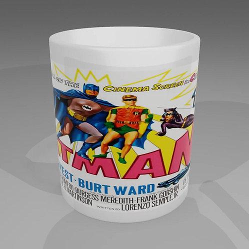 Batman Movie Poster Mug