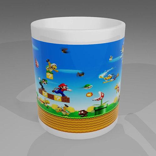 Mario Style 1 Mug