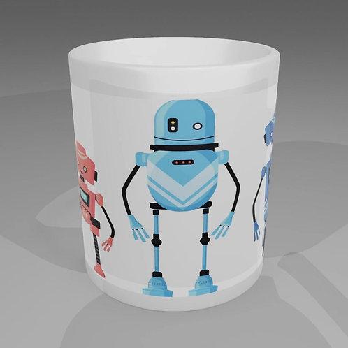Robots Style 1 Mug