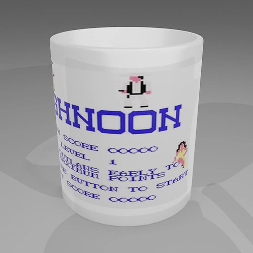 Commodore 64 Highnoon Mug