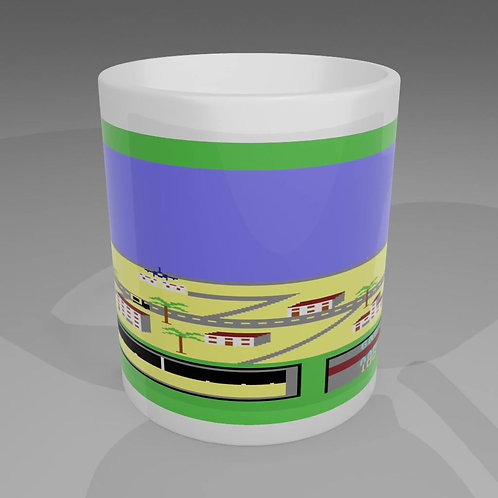 Commodore 64 Falcon Patrol Mug