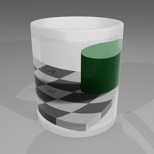 Optical Illusions Mug Style 12