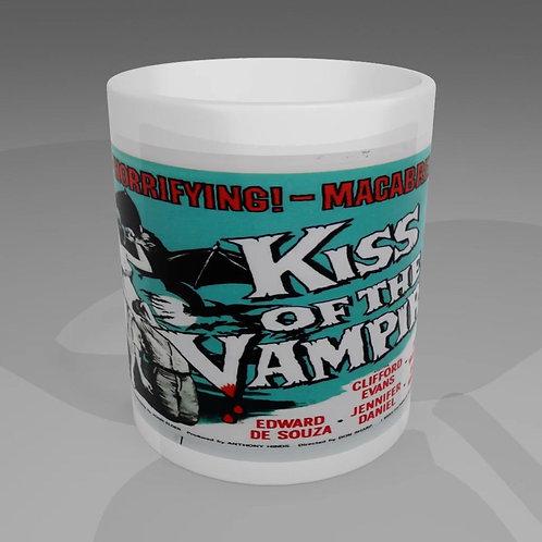 Kiss Of The Vampire Movie Poster Mug
