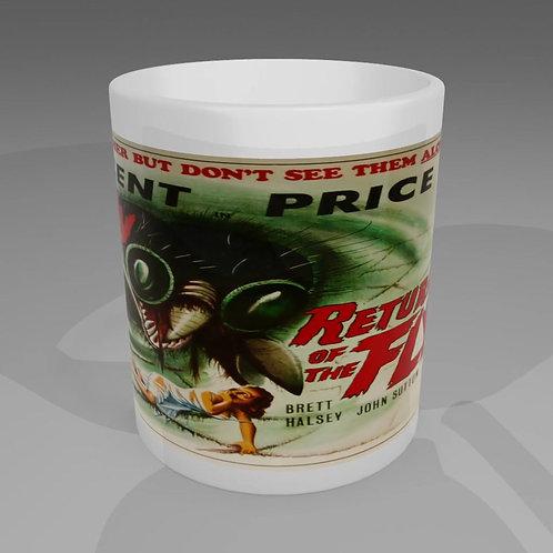 The Fly Movie Poster Mug