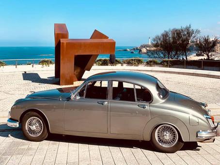 Jukebox Orphéau s'invite au Prestige Car du Pays Basque (64).