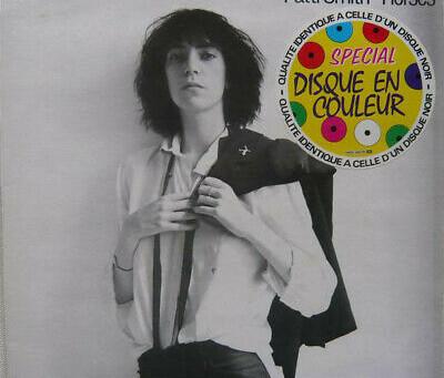 Le vinyle couleur : du marketing et des punks