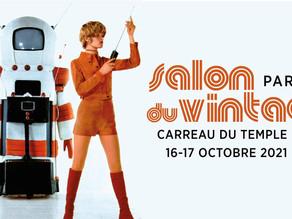 Jukebox Orphéau au Salon du Vintage à Paris (75)