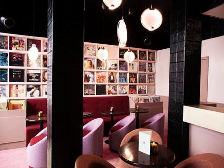 Jukebox moderne chez Rupture Paris