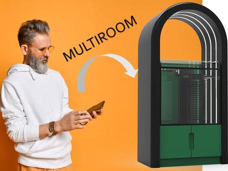 Qu'est-ce que le Multiroom ?