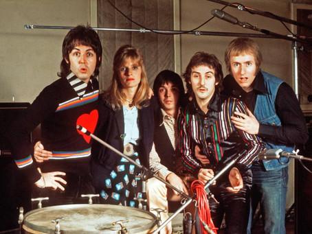 Paul McCartney & Wings : Gloire et crash !