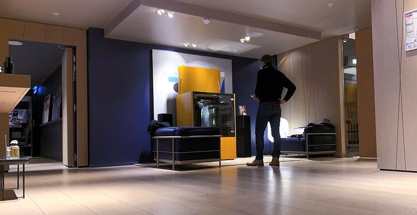 Jukebox demo Paris