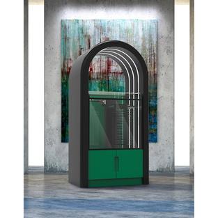 Jukebox Vert Nacré