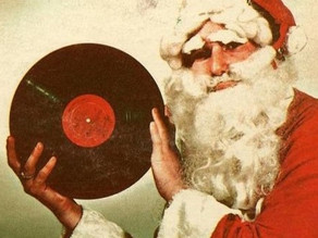 RECORDS FOR A GROOVY CHRISTMAS !