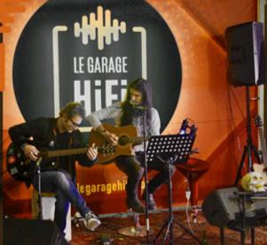 Garage hifi x atelier Orphéau