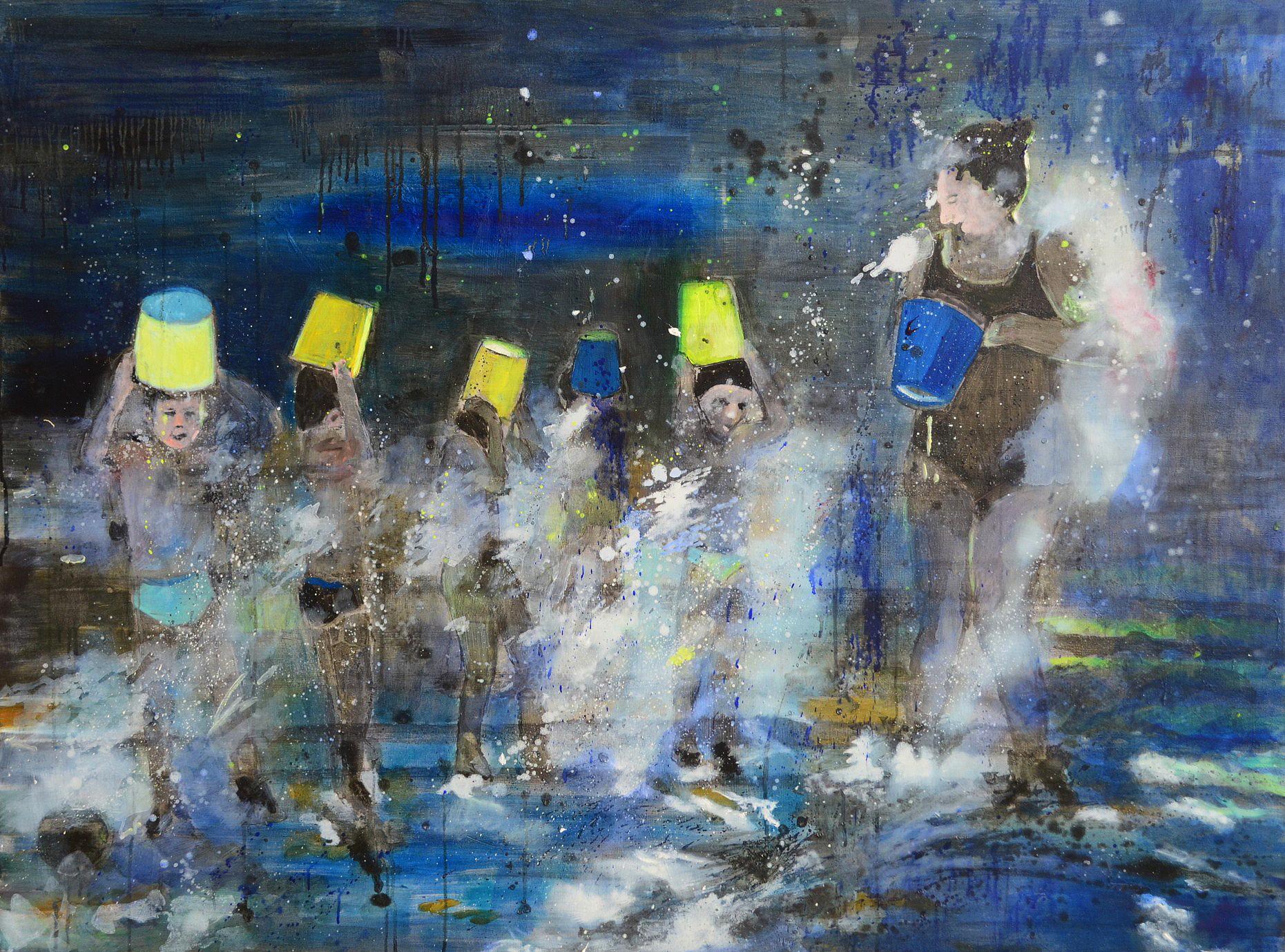 Water fun II, 2013