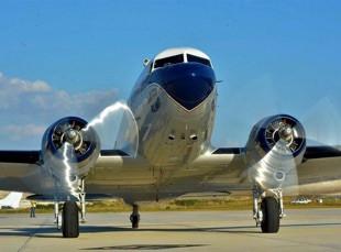 "DOUGLAS DC-3  ""TURKISH DELIGHT"""