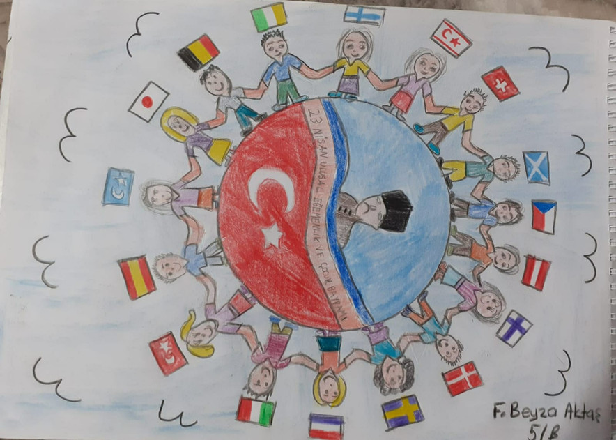 Fatma Beyza Aktaş - 11 yaş