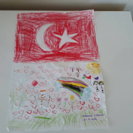 Perinur Coşkun- 5 yaş