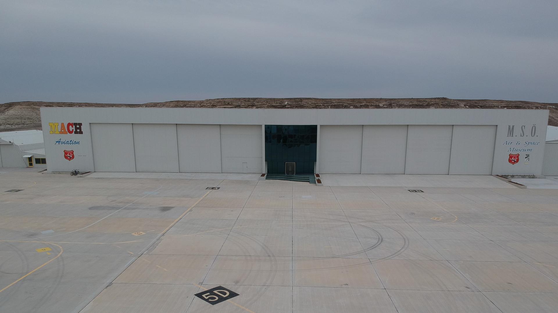 Oruçoğlu Hangar