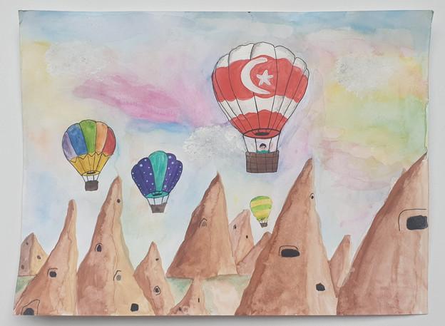 M. Arif Şimşek - 6 yaş